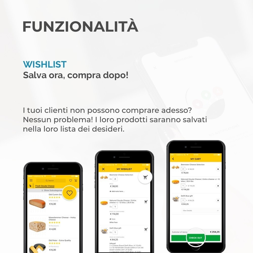 module - Dispositivi mobili - Costruttore App JMango360 - 7