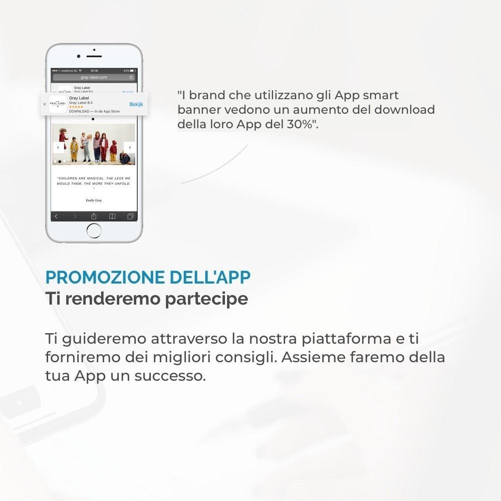 module - Dispositivi mobili - Costruttore App JMango360 - 12