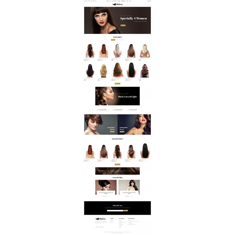 theme - Health & Beauty - Hairsy - Salon Store - 2