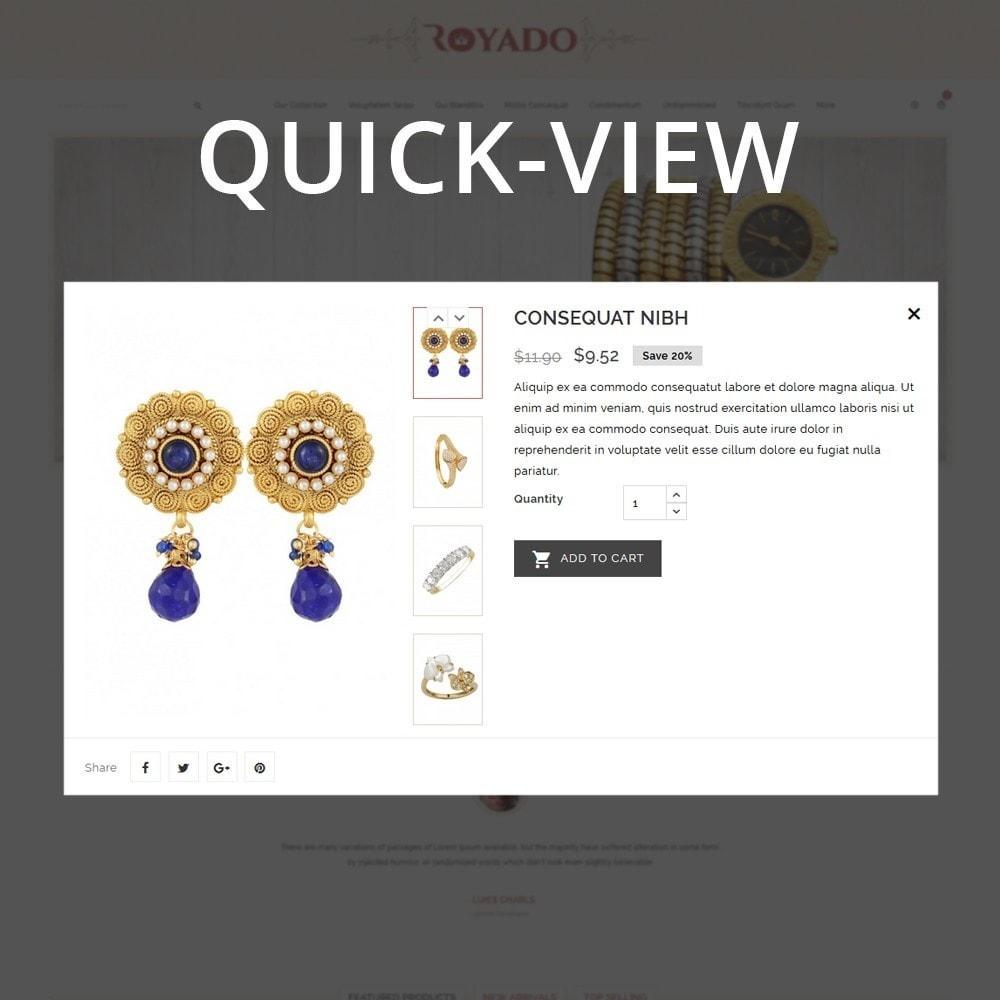 theme - Jewelry & Accessories - Royado - The Beauty Shop - 12