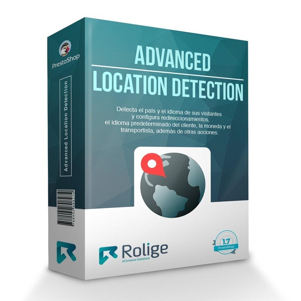 module - Internacionalización y Localización - Detección de Localización Avanzada - 1