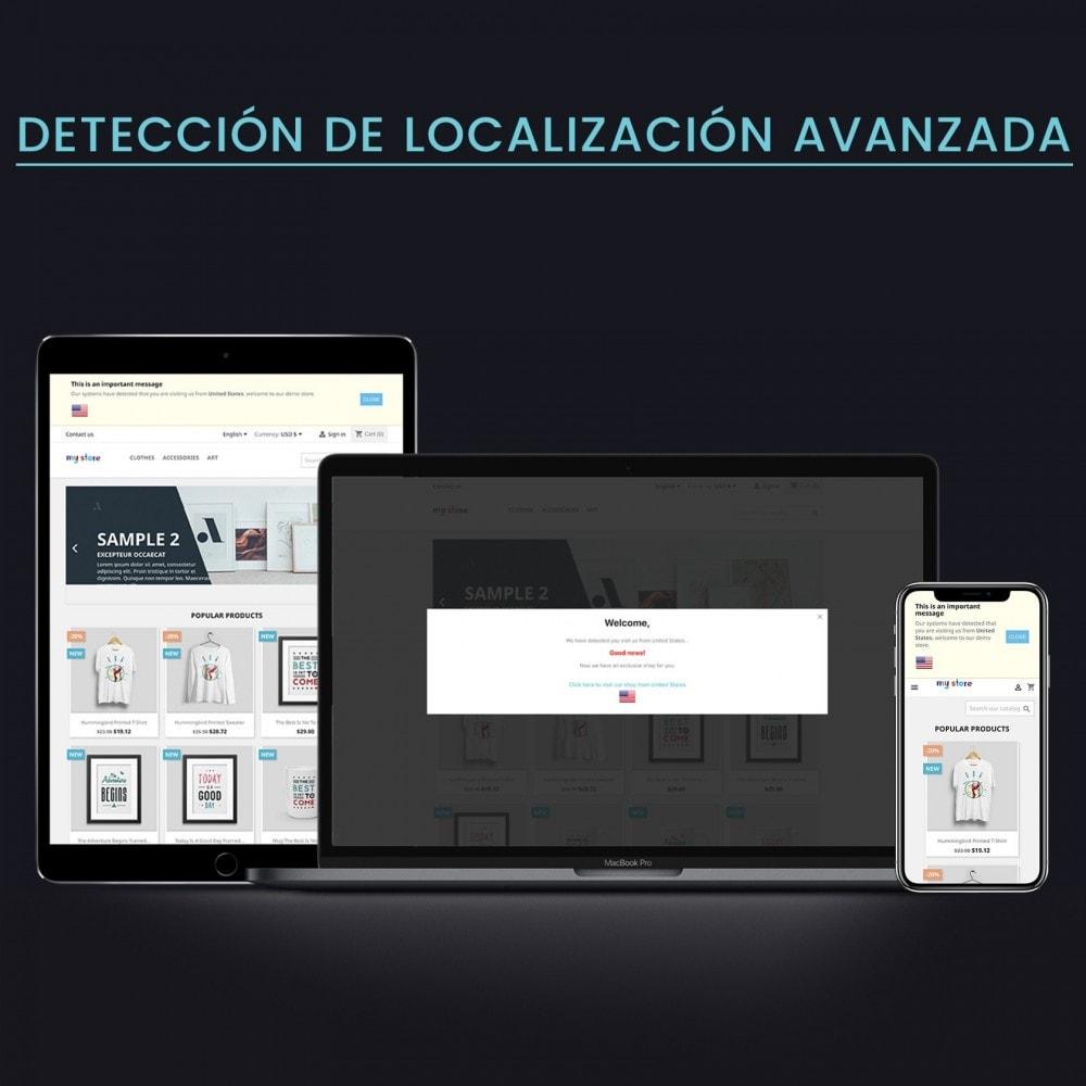 module - Internacionalización y Localización - Detección de Localización Avanzada - 2