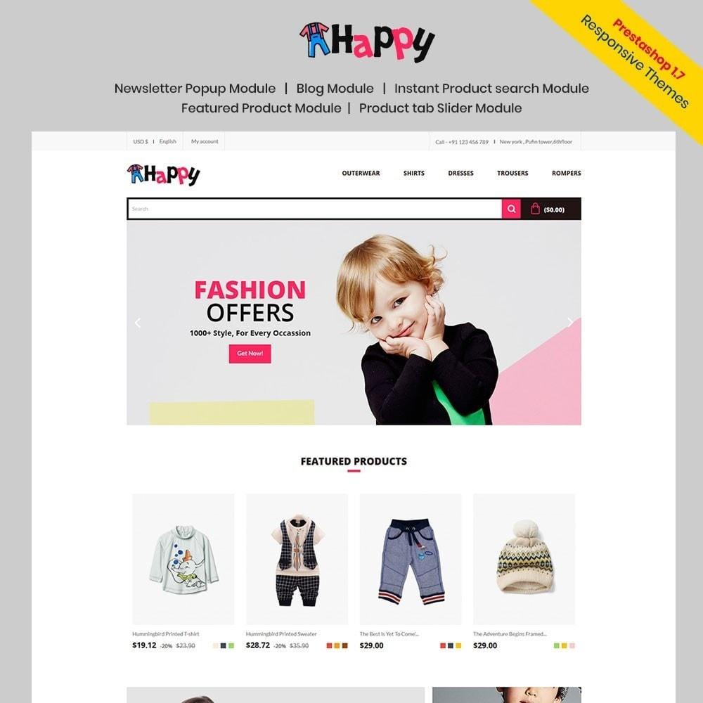 theme - Kids & Toys - Happy Toy Store - 1