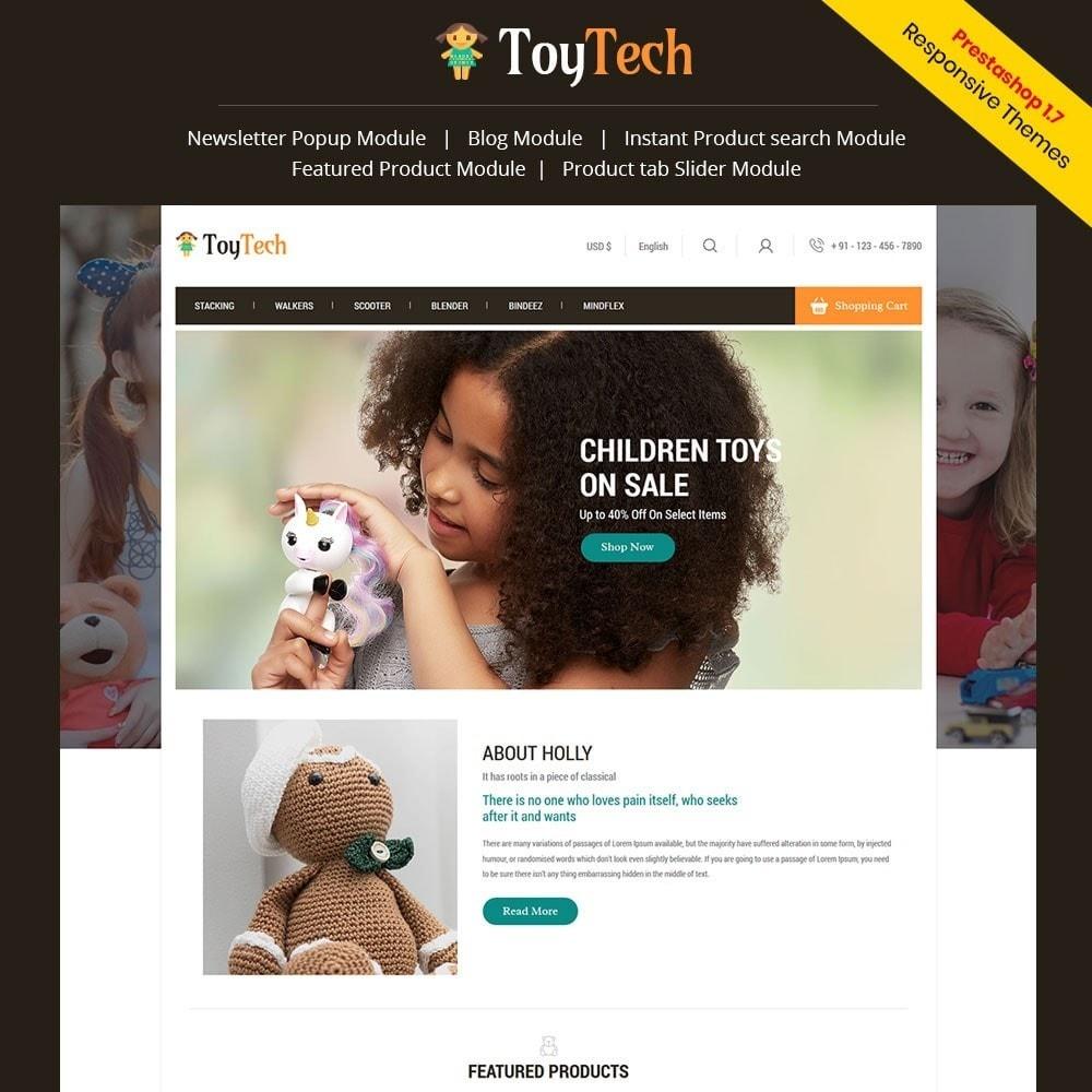 theme - Kids & Toys - Toytech Toy Store - 1