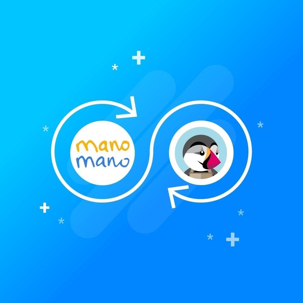 module - Marktplätze - ManoMano Integration - 1