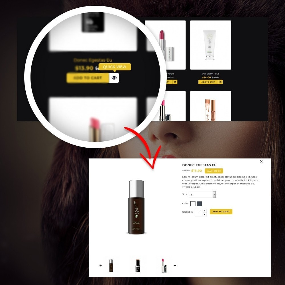theme - Health & Beauty - Beauty - The Cosmetic Store - 8