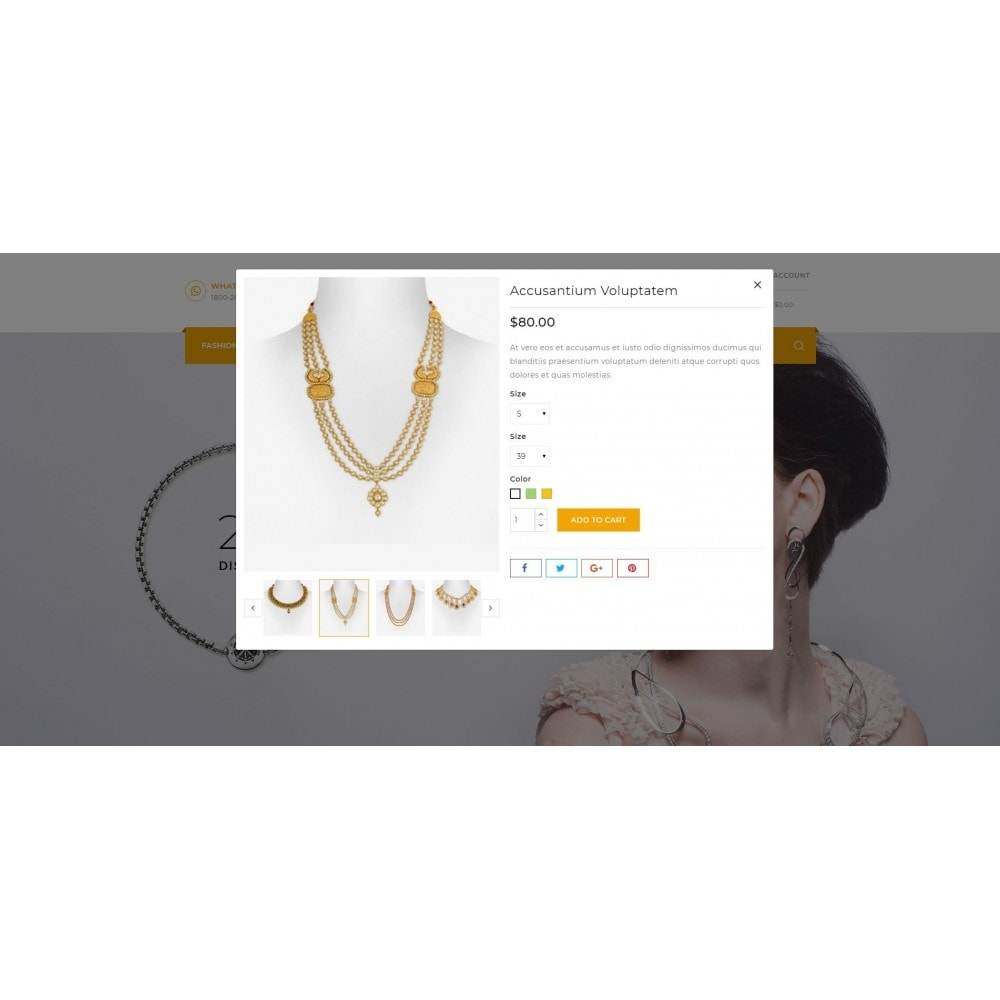 theme - Jewelry & Accessories - Jewelfox - Jewelry Store - 7
