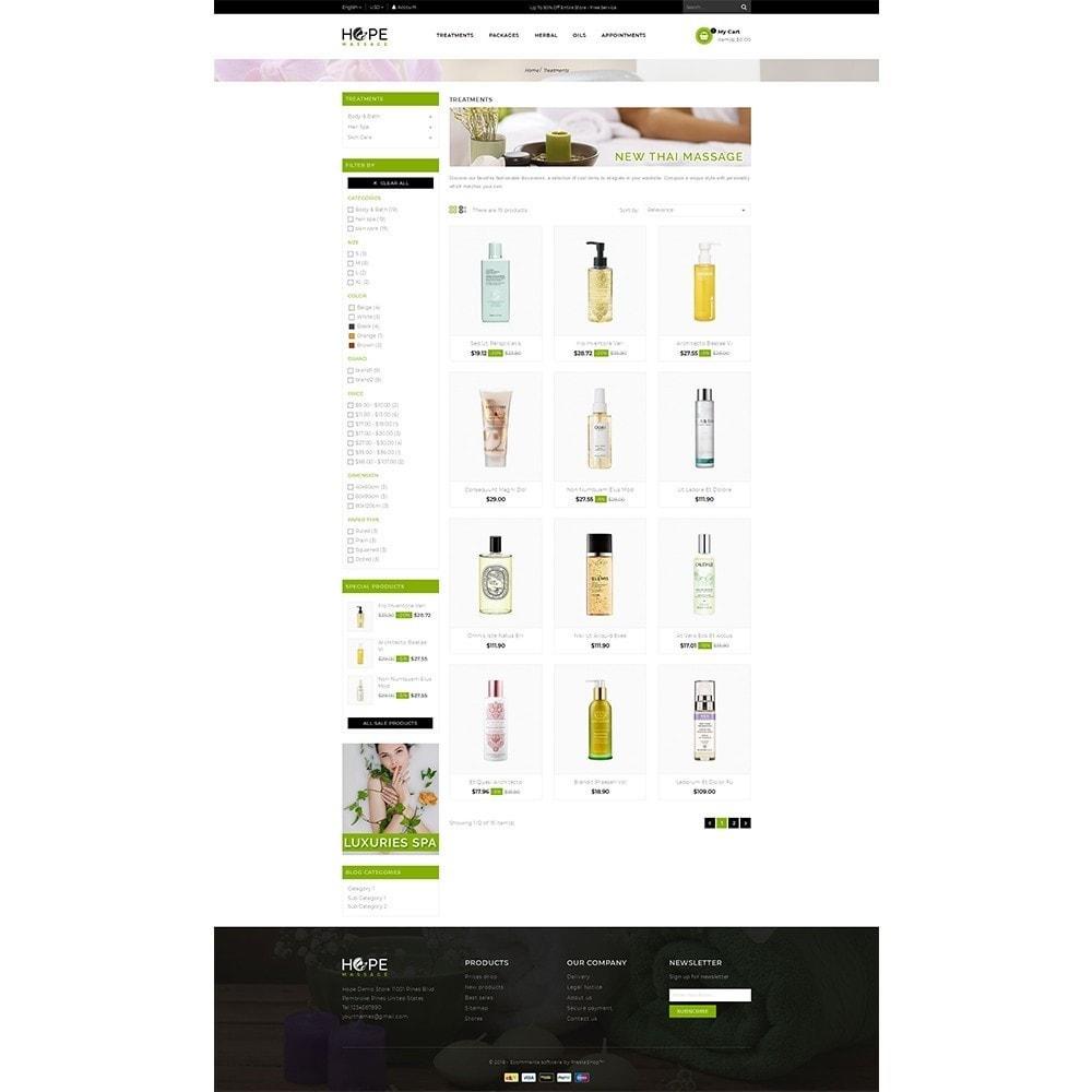 theme - Health & Beauty - Hope Spa Store - 3