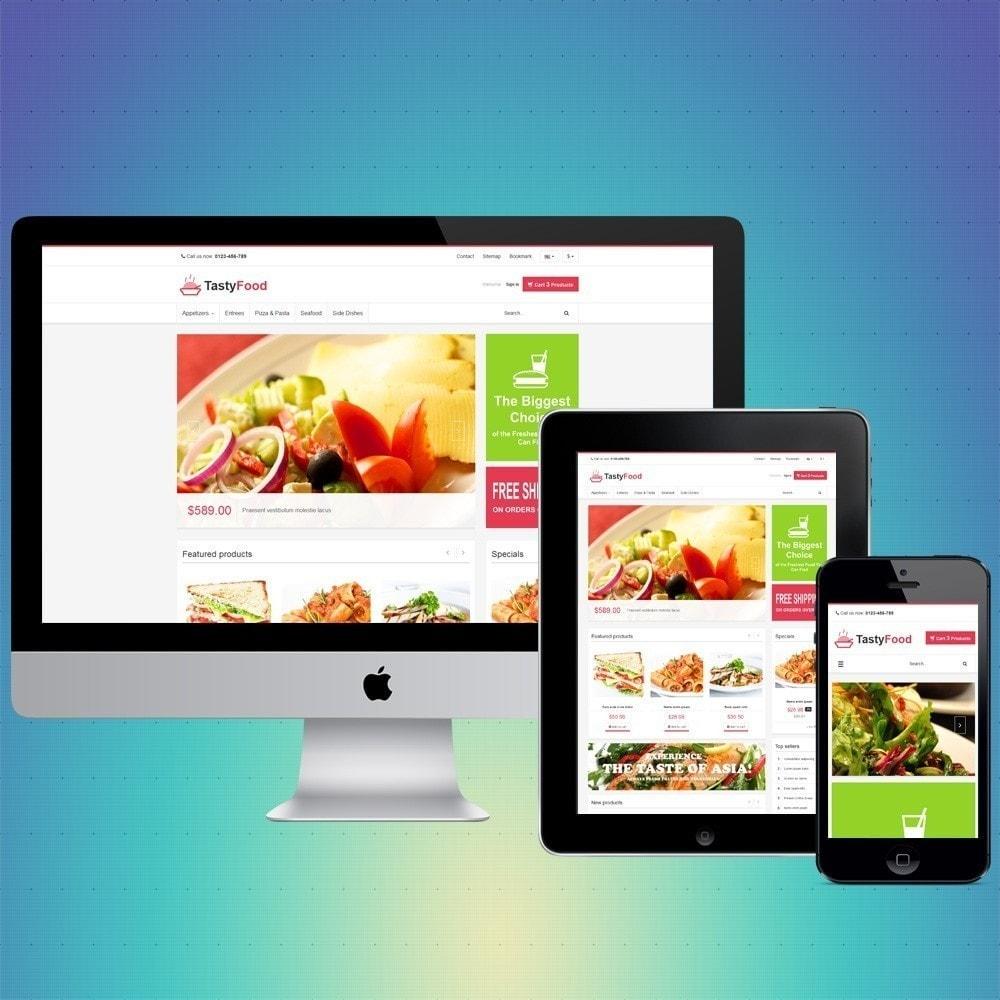 theme - Food & Restaurant - VP_TastyFood Store - 1
