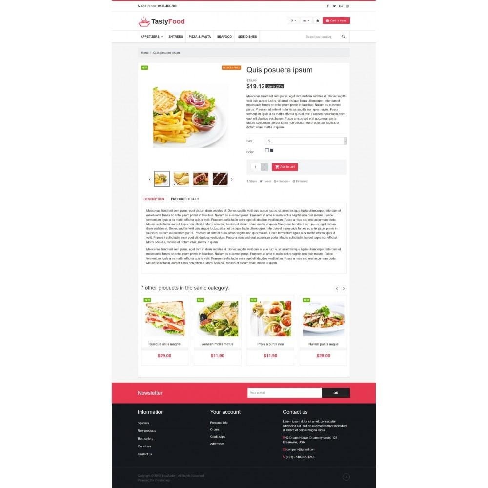 theme - Food & Restaurant - VP_TastyFood Store - 4