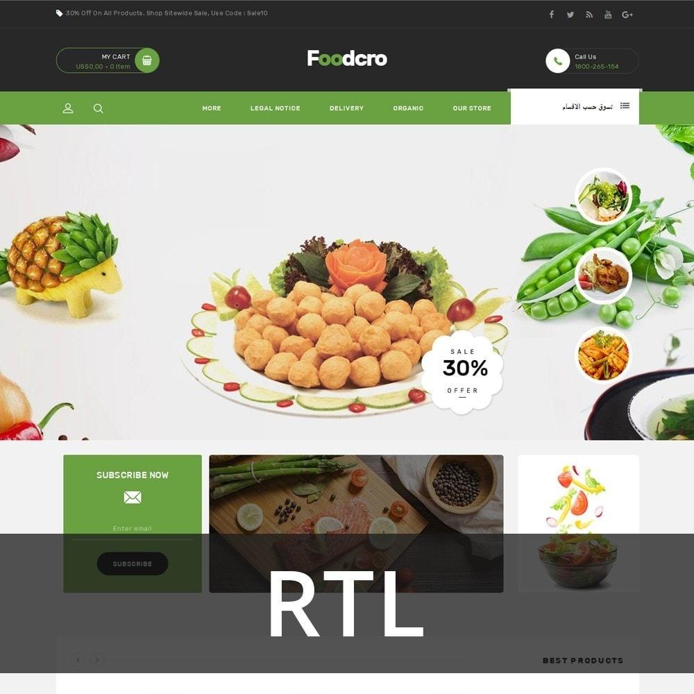 theme - Food & Restaurant - Foodcro - The Organic Food Store - 3
