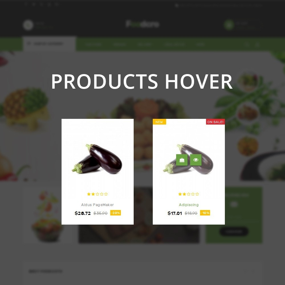 theme - Food & Restaurant - Foodcro - The Organic Food Store - 12