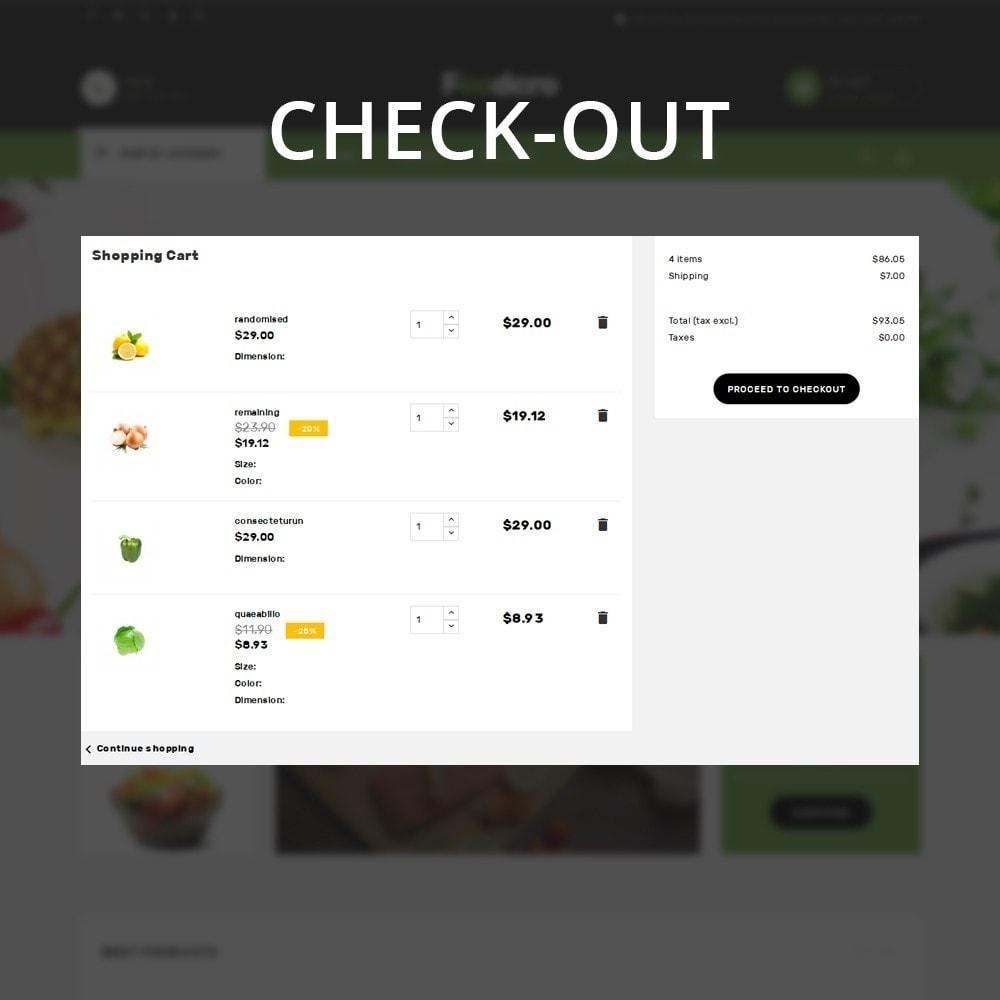 theme - Food & Restaurant - Foodcro - The Organic Food Store - 13