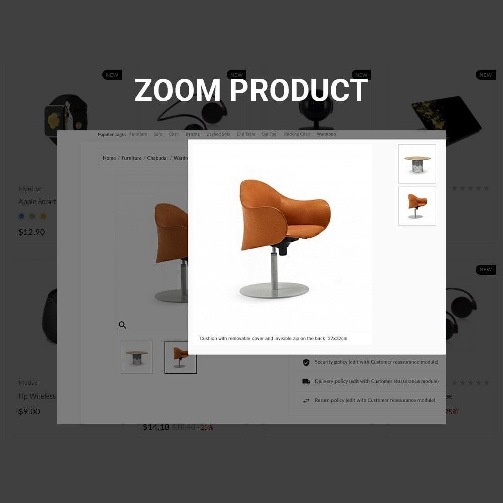 theme - Home & Garden - Modern –Interior Furniture Store - 6