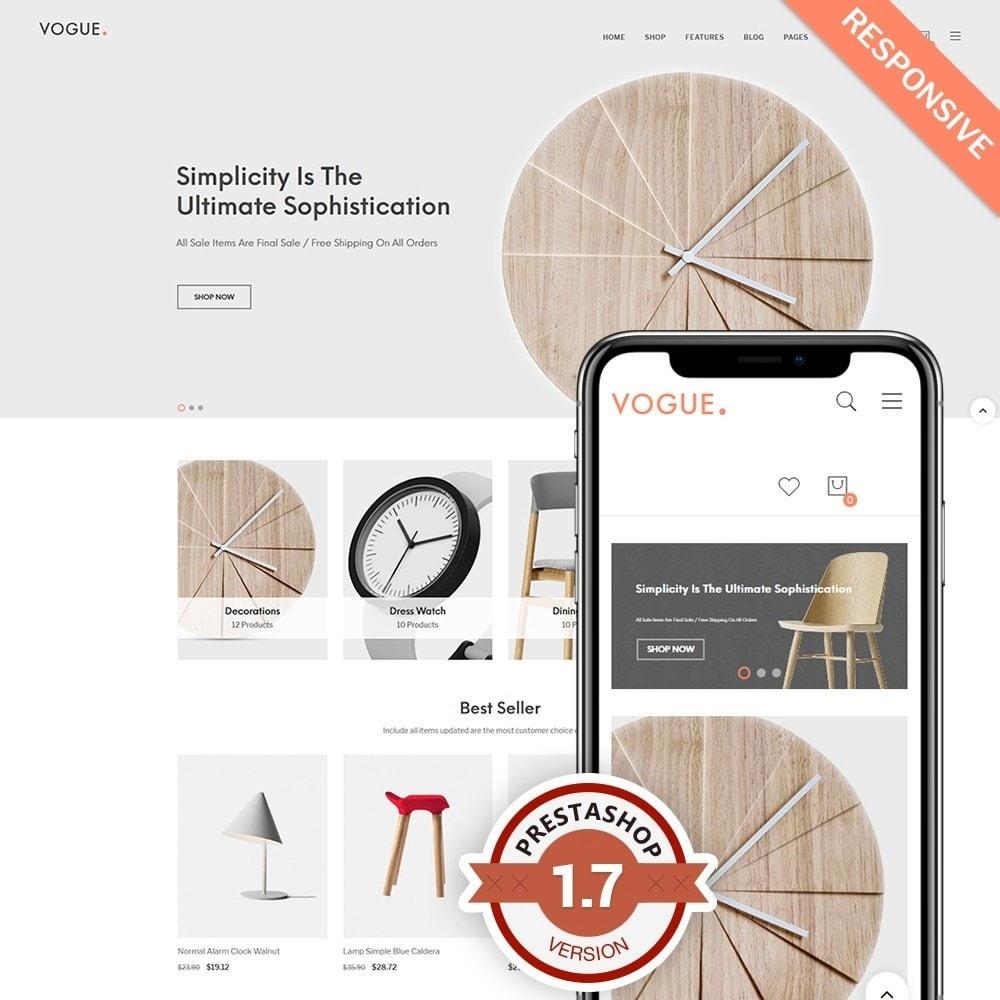 theme - Home & Garden - Vogue - Furniture Store - 1