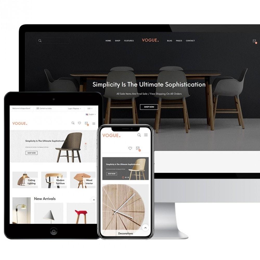 theme - Home & Garden - Vogue - Furniture Store - 2