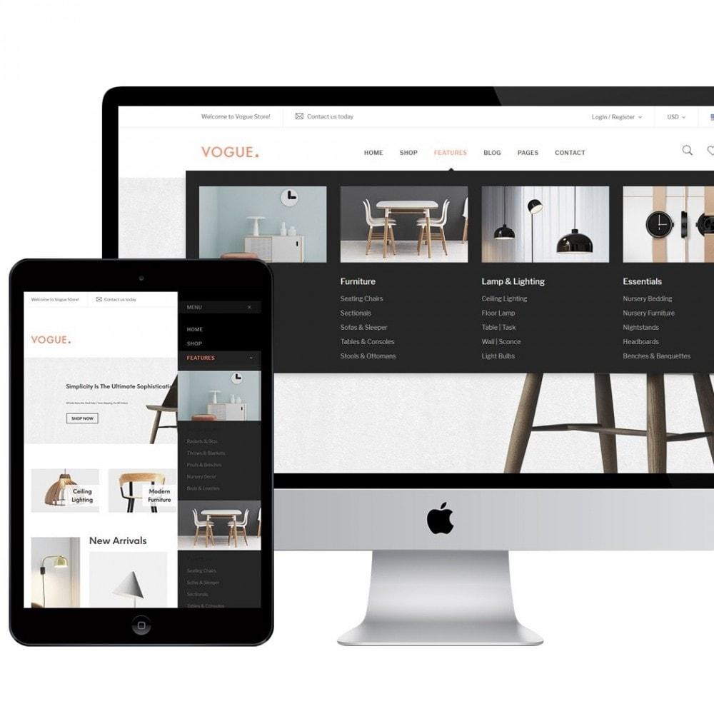theme - Home & Garden - Vogue - Furniture Store - 3
