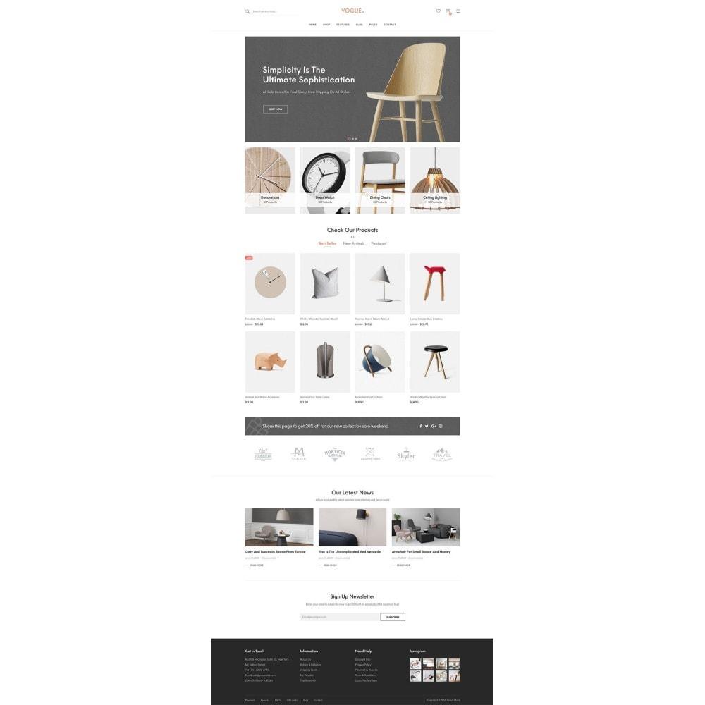 theme - Home & Garden - Vogue - Furniture Store - 7