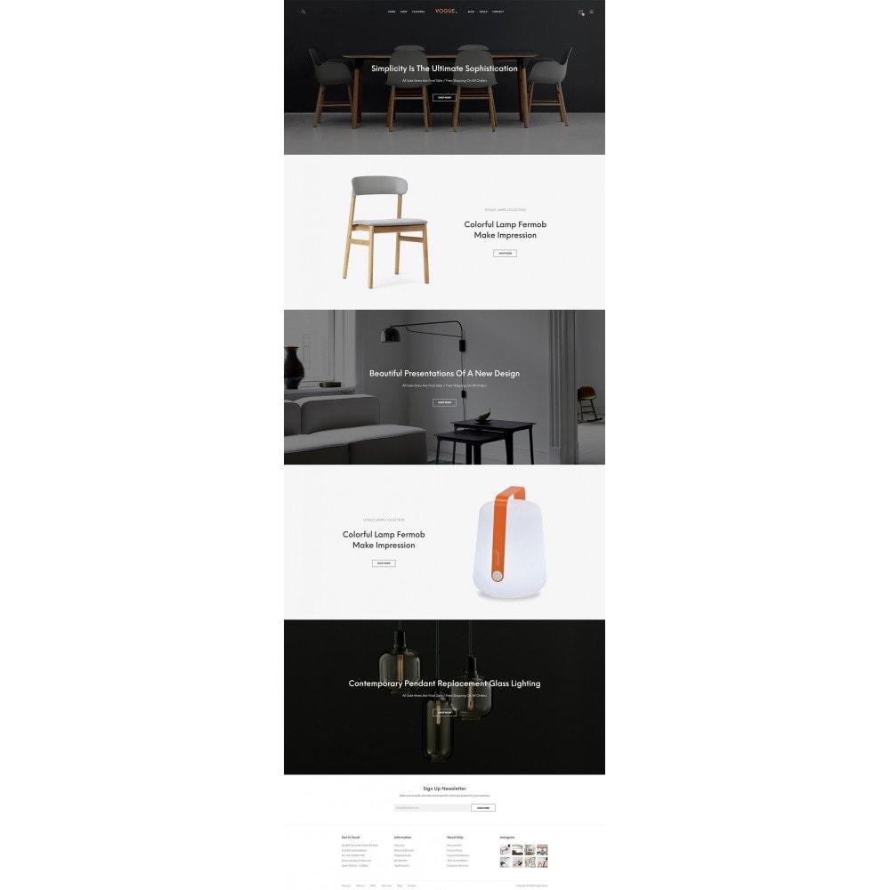 theme - Home & Garden - Vogue - Furniture Store - 8