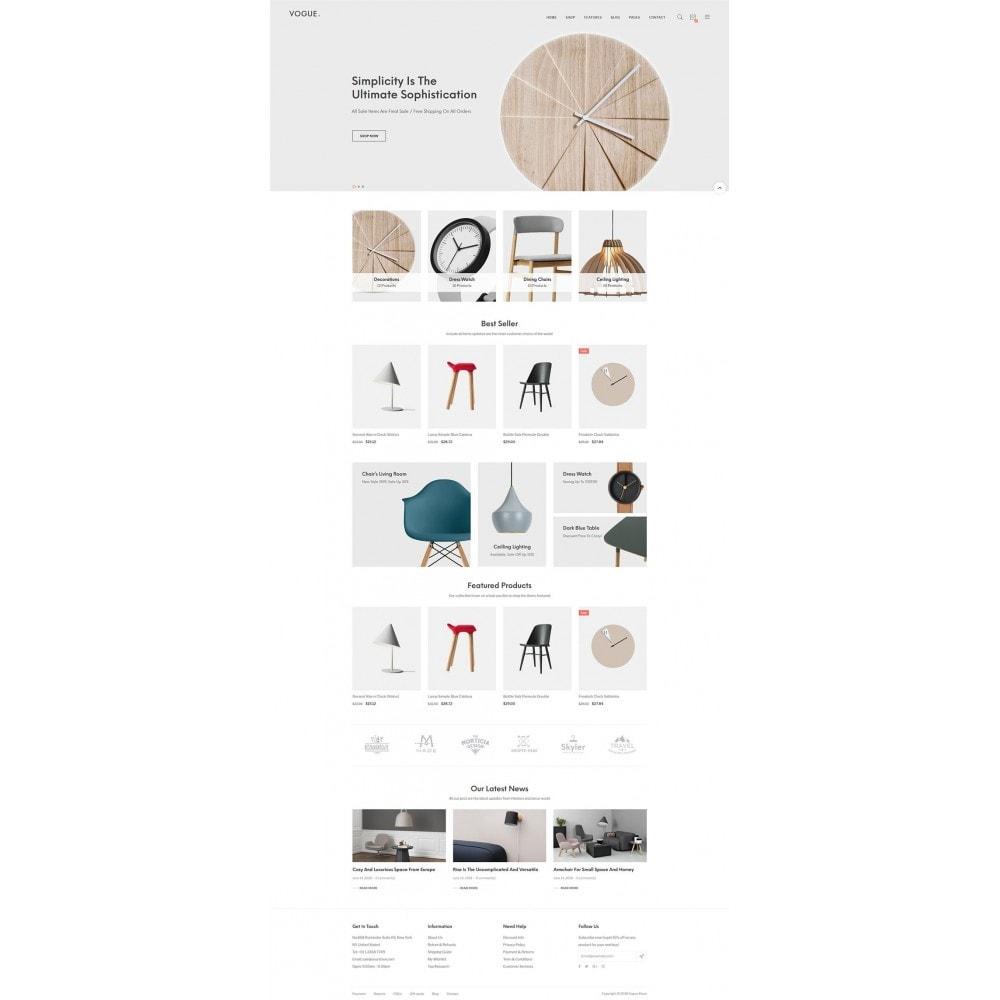 theme - Home & Garden - Vogue - Furniture Store - 10