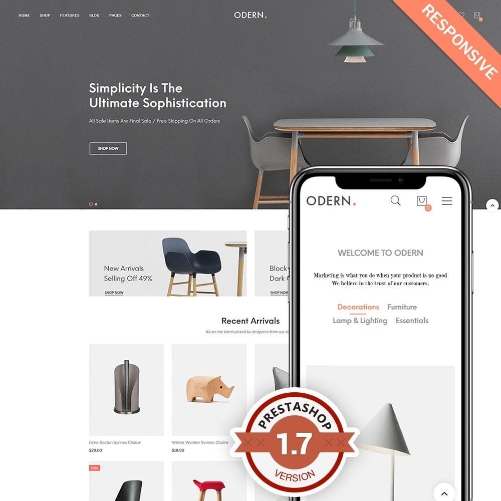 theme - Home & Garden - Odern - Furniture Store - 1