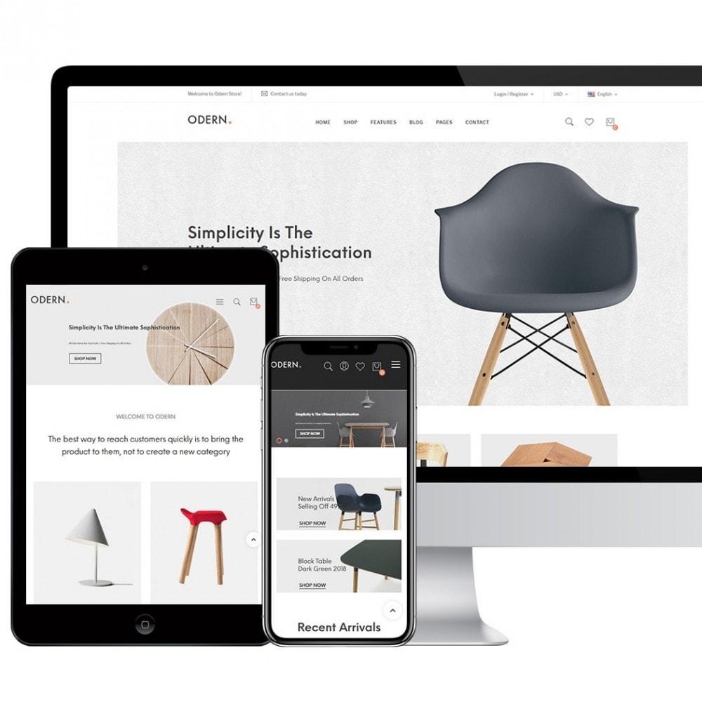 theme - Home & Garden - Odern - Furniture Store - 2