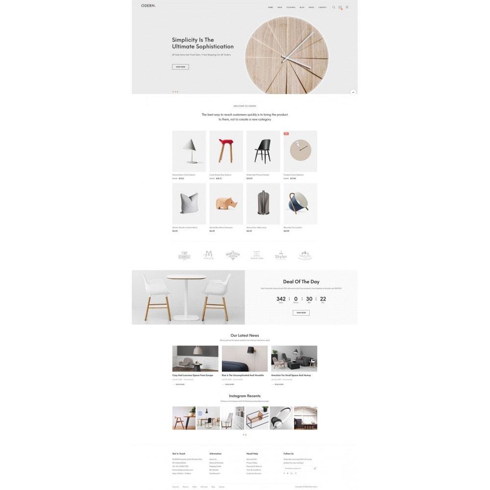theme - Home & Garden - Odern - Furniture Store - 10