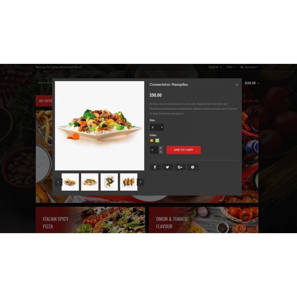 theme - Eten & Restaurant - Street Food Store - 7