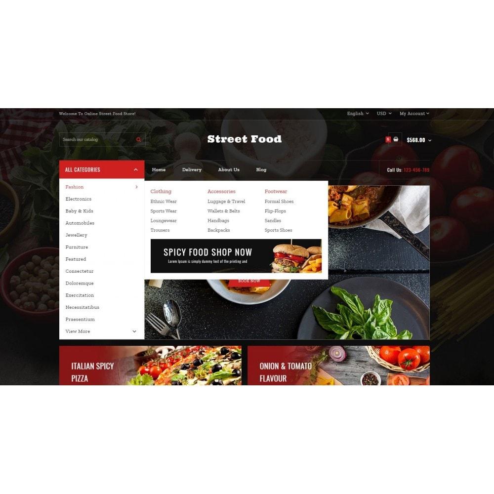 theme - Eten & Restaurant - Street Food Store - 8