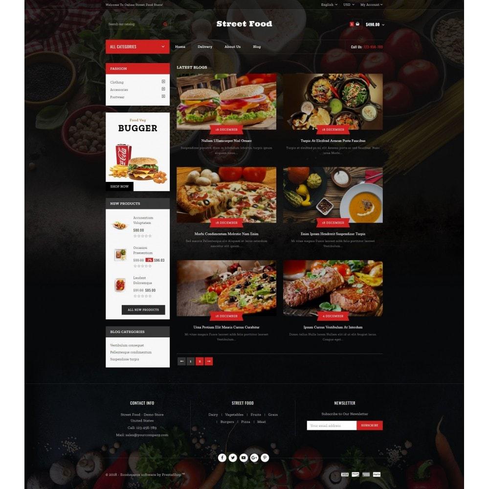theme - Eten & Restaurant - Street Food Store - 9