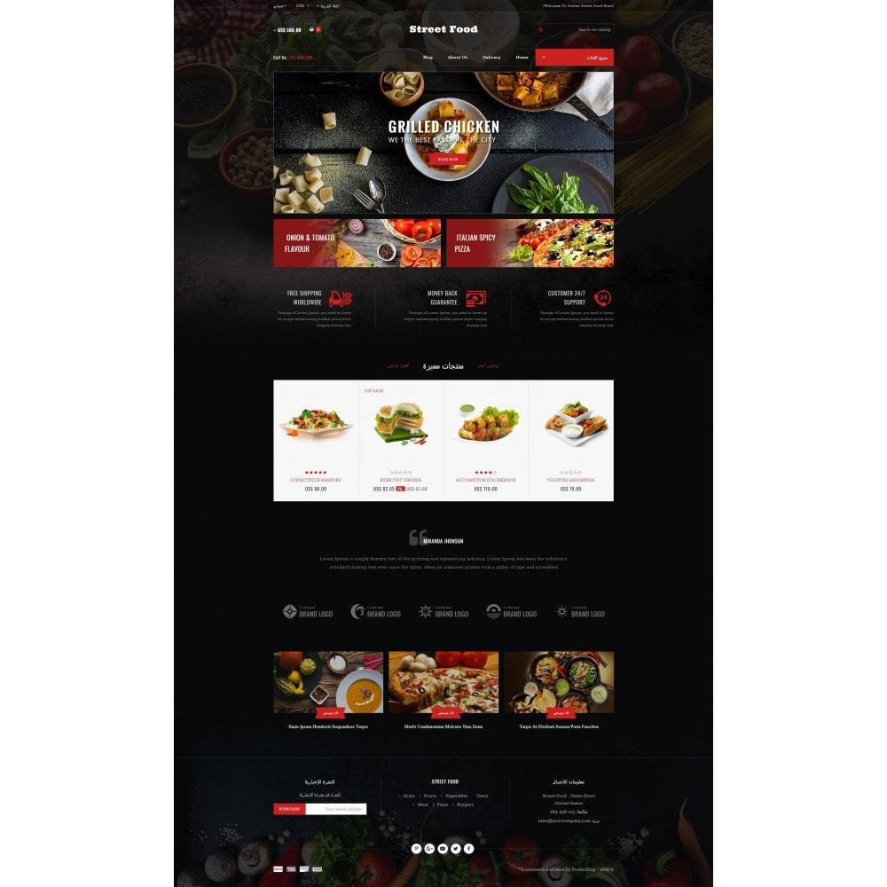 theme - Eten & Restaurant - Street Food Store - 10