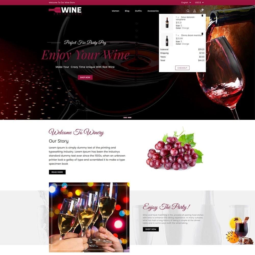 theme - Napoje & Wyroby tytoniowe - Wine Online Shop - 3