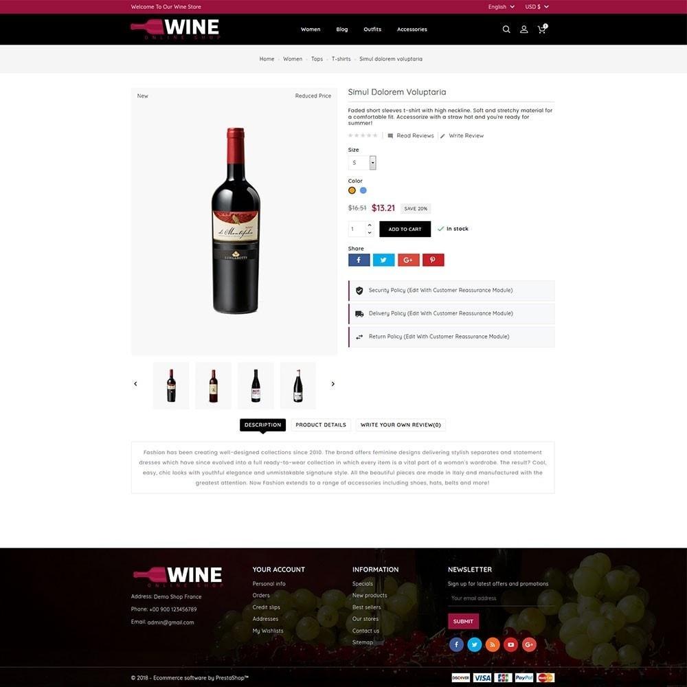 theme - Napoje & Wyroby tytoniowe - Wine Online Shop - 4