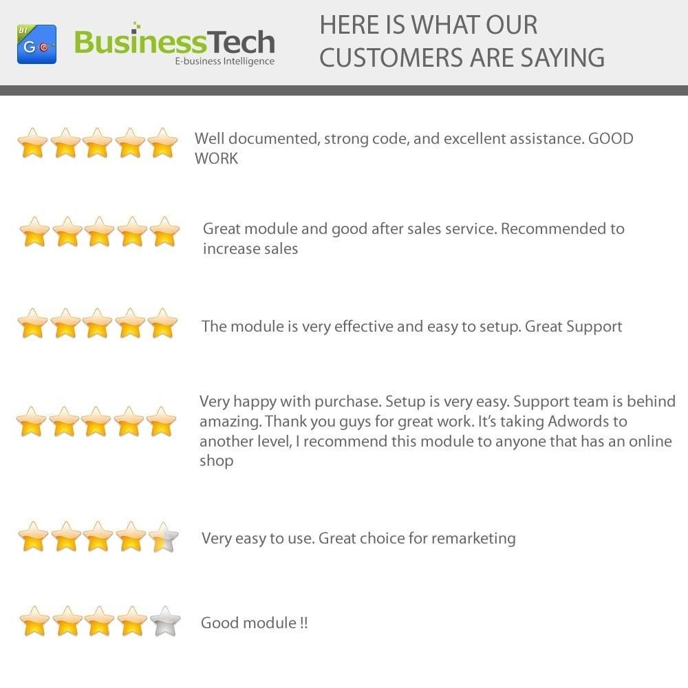 module - Remarketing & Achtergelaten winkelmanden - Google Dynamic Remarketing - 2