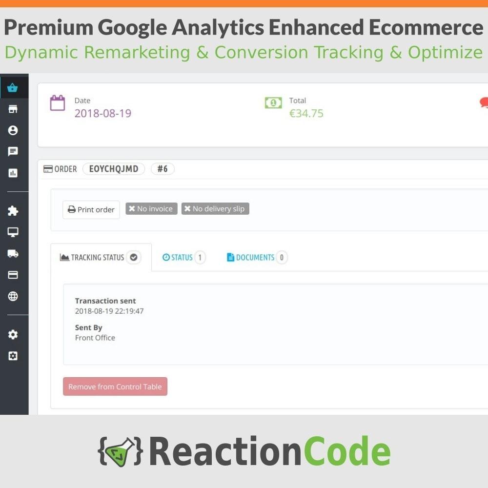 module - Analizy & Statystyki - Premium Google Analytics Enhanced Ecommerce - 11