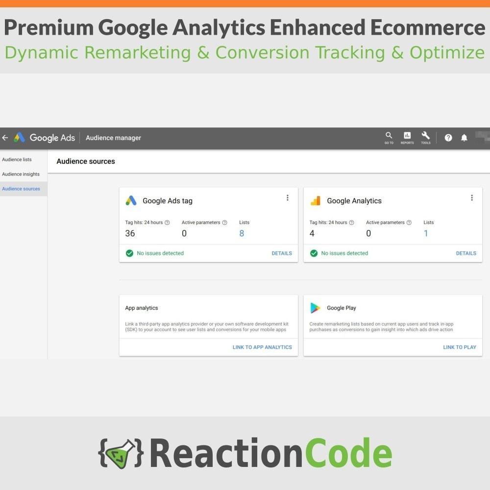 module - Analyses & Statistieken - Premium Google Analytics Enhanced Ecommerce - 15