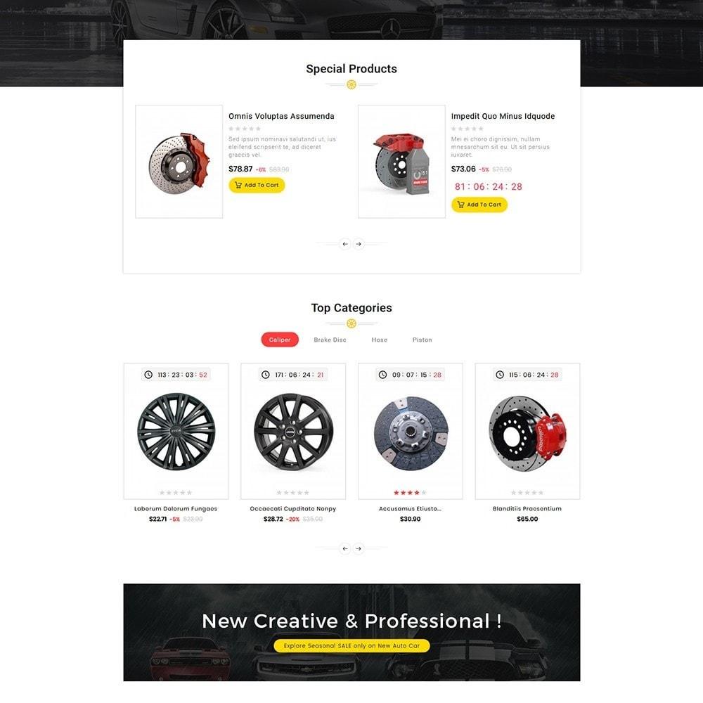 theme - Automotive & Cars - Auto Mega Mela Parts - 3