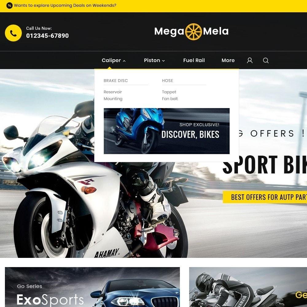 theme - Automotive & Cars - Auto Mega Mela Parts - 10