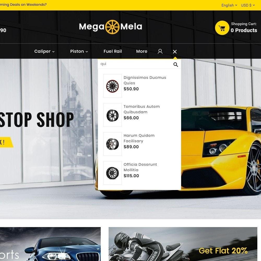 theme - Automotive & Cars - Auto Mega Mela Parts - 11