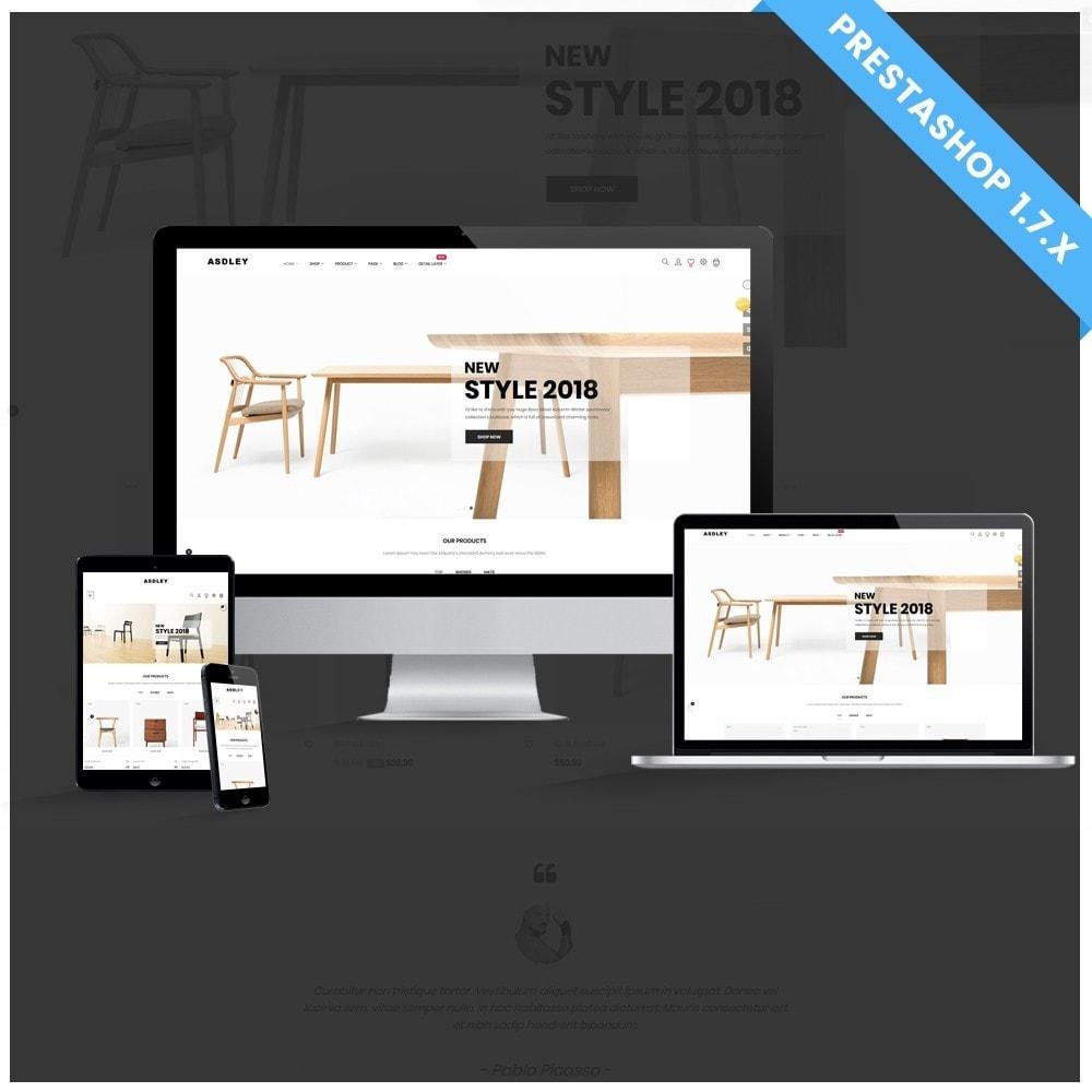 theme - Home & Garden - Asdley- Furniture & Interior Home Decor - 1