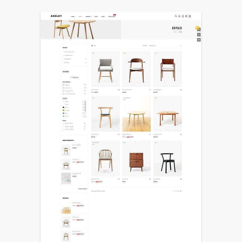 theme - Home & Garden - Asdley- Furniture & Interior Home Decor - 4