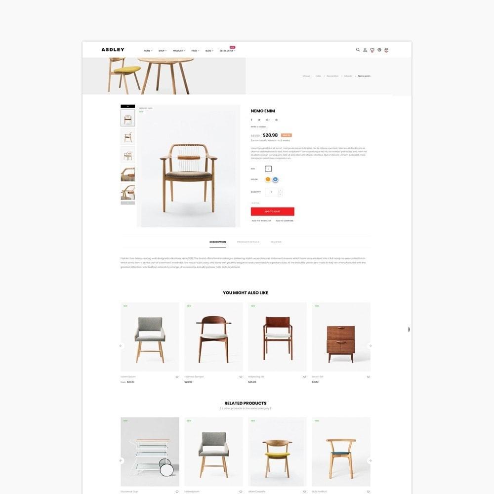 theme - Home & Garden - Asdley- Furniture & Interior Home Decor - 5