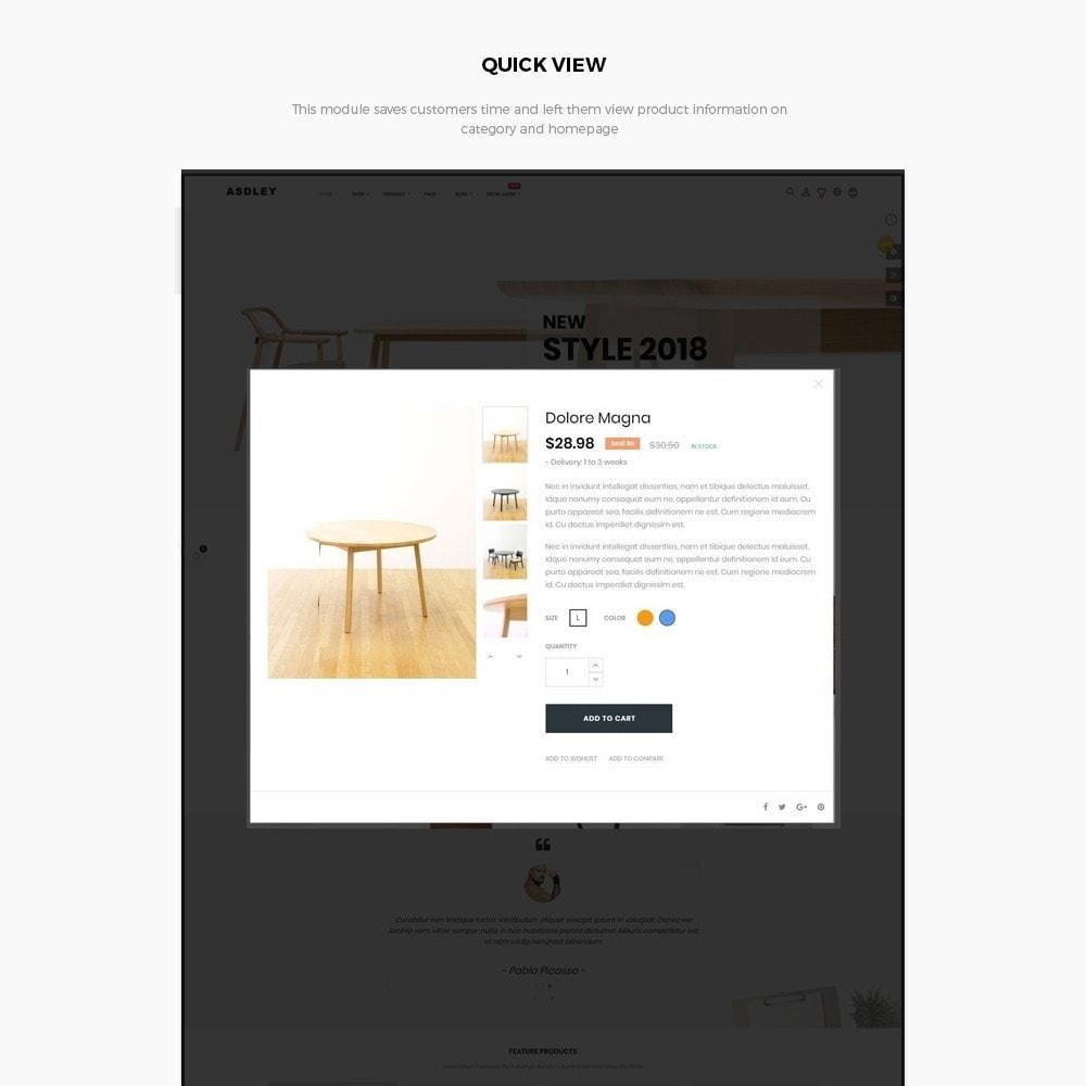 theme - Home & Garden - Asdley- Furniture & Interior Home Decor - 9