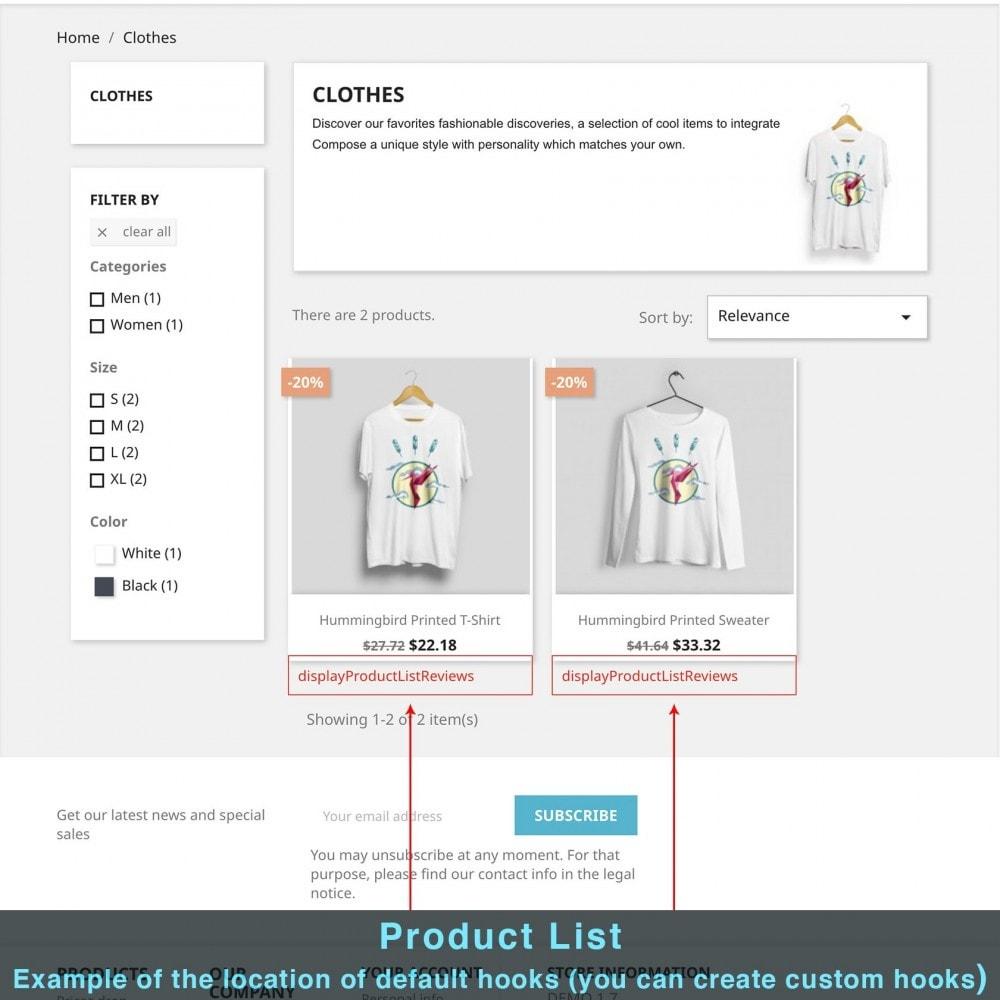 module - Altre informazioni & Product Tab - Product Extra Content - 12
