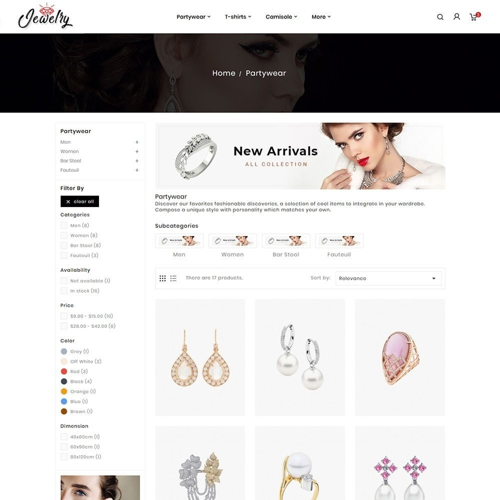 theme - Jewelry & Accessories - Bravo Jewelry Diamond - 5