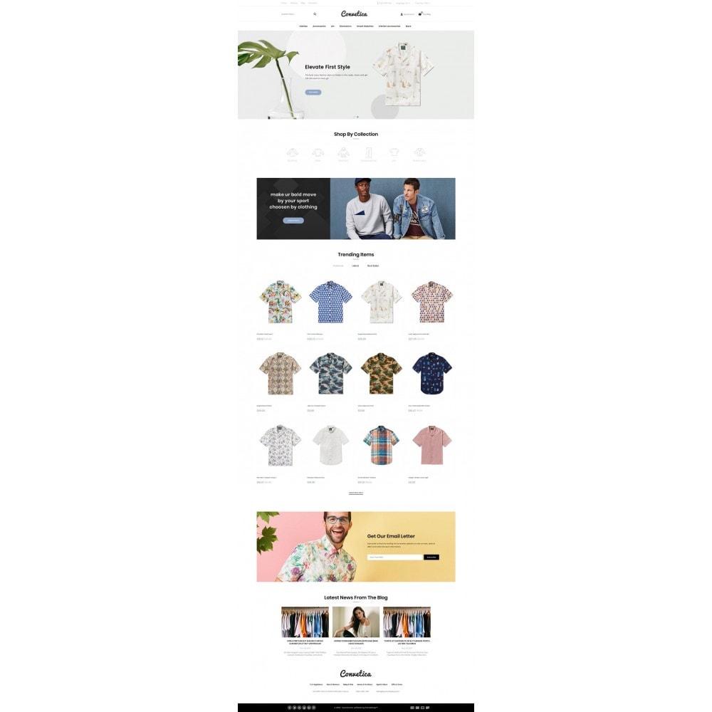 theme - Fashion & Shoes - Convetica - Fashion Store - 2