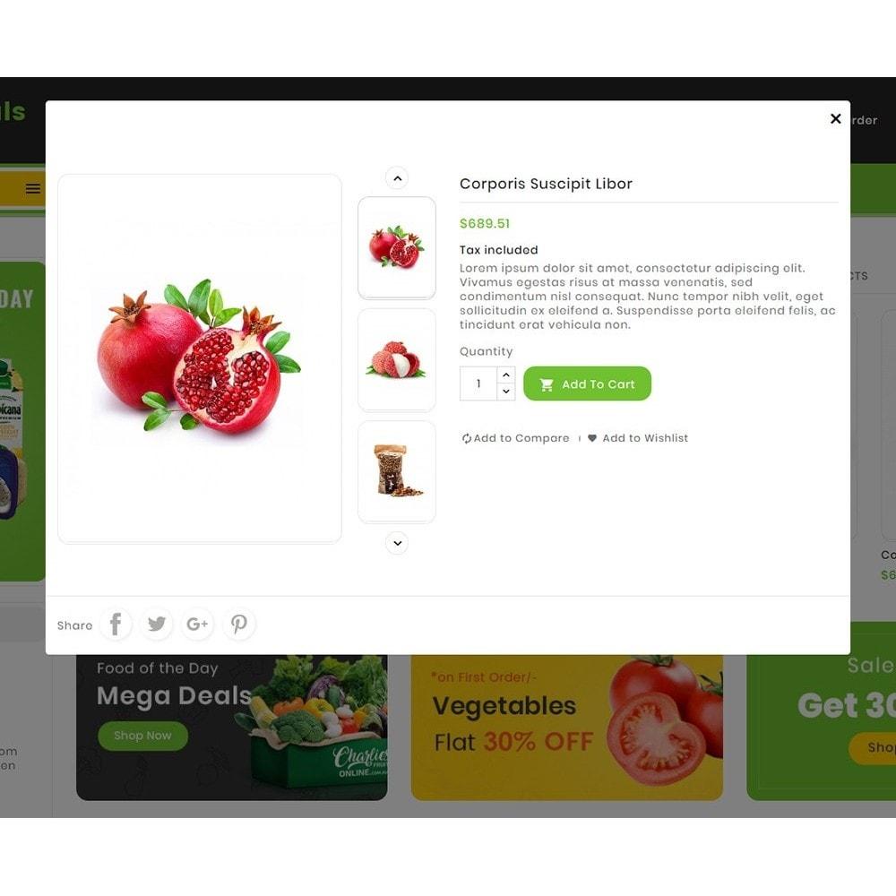theme - Food & Restaurant - Mega Deals Organic Grocery - 9
