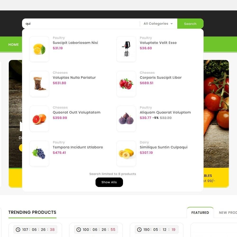theme - Food & Restaurant - Mega Deals Organic Grocery - 11