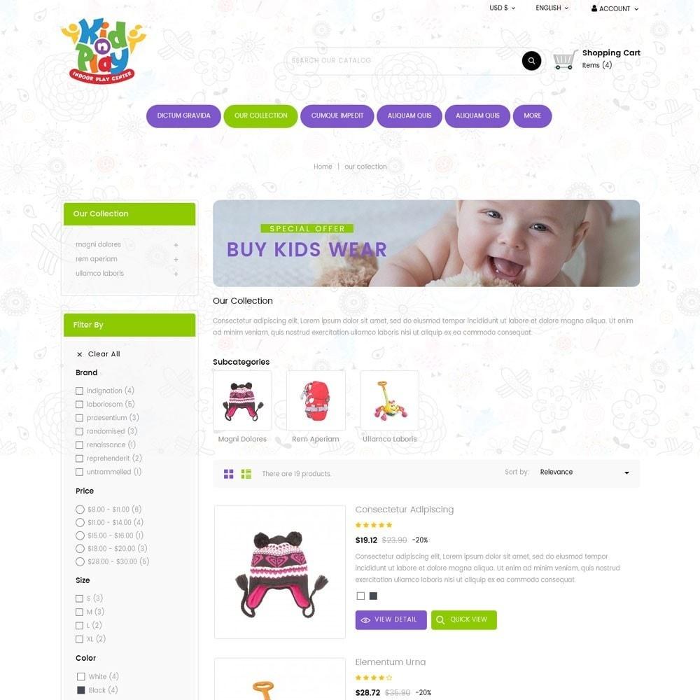 theme - Kids & Toys - Kidplay - The Toy Store - 5