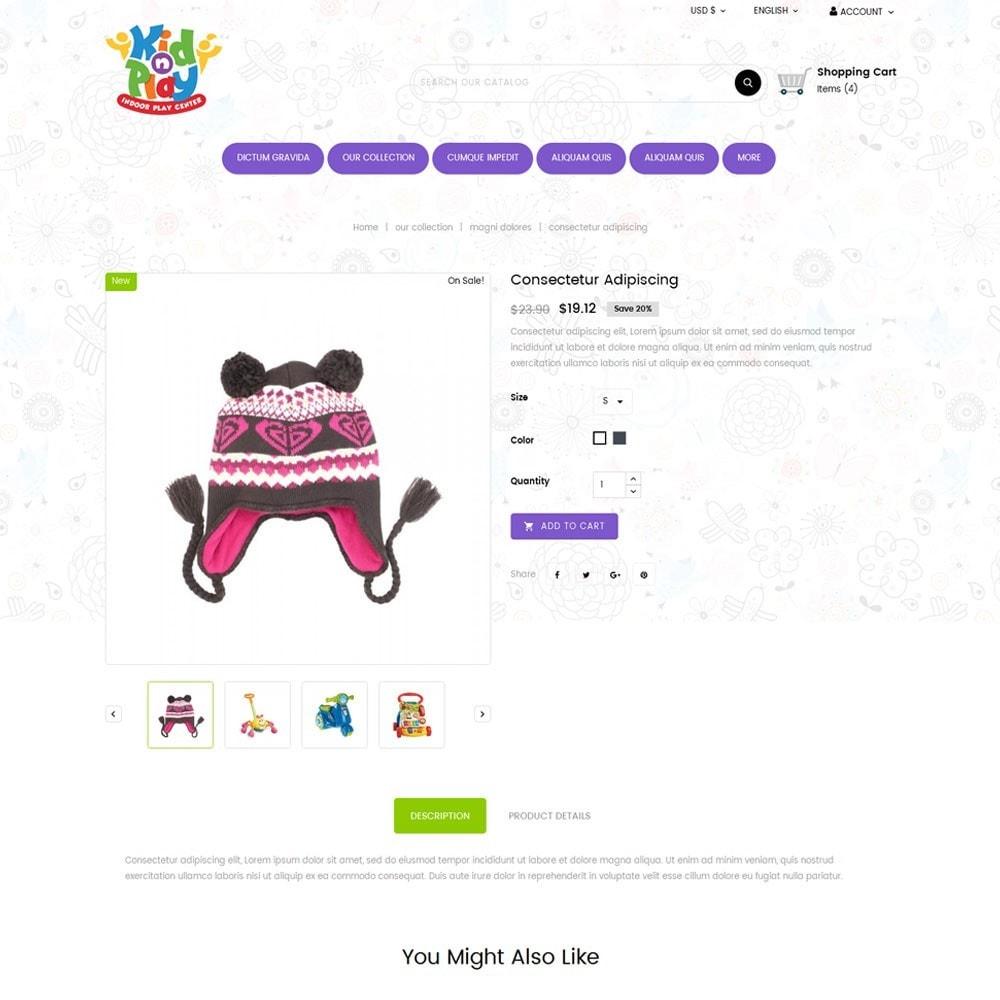 theme - Kids & Toys - Kidplay - The Toy Store - 6